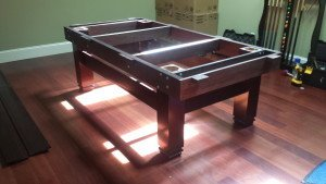 Pool and billiard table set ups and installations in Pueblo Colorado