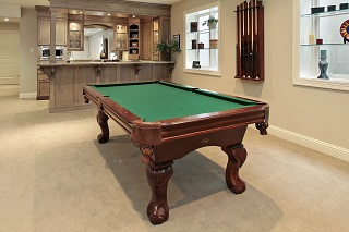 Pueblo pool table room sizes image 1