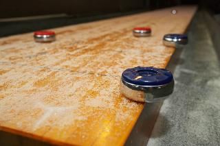 SOLO® Shuffleboard Movers Pueblo, Colorado.