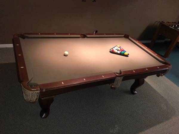 Pool Tables For Sale In Colorado Pueblo Pool Table Movers - Connelly pool table disassembly