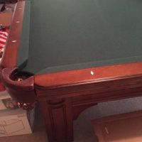 Mint Condition Pool Table - Olhausen Remington Model