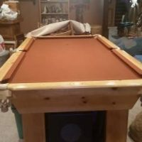 Regulation Size Connelly Pool Table