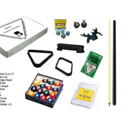 Pool Table Accesores