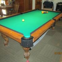 American Heritage Regulation Pool Table For Sale